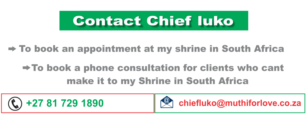 contact chief Luko