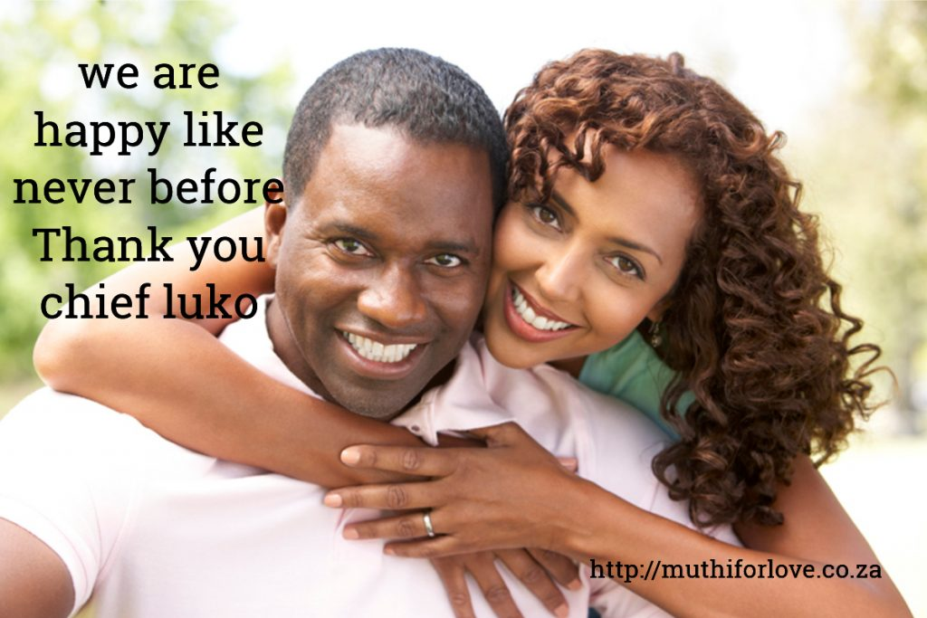 Muthi to bring back happiness in my marriage