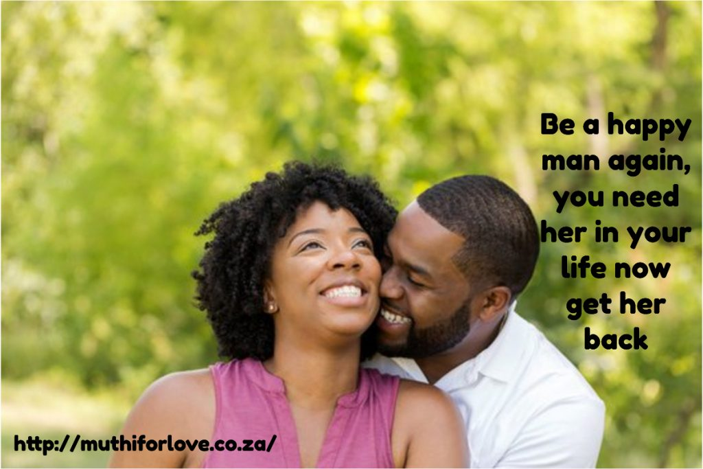 Muthi to get your girlfriend back